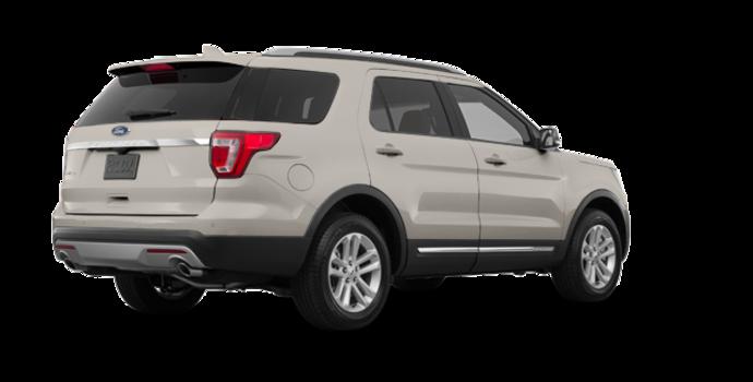 2017 Ford Explorer XLT | Photo 5 | White Gold