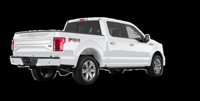 2017 Ford F-150 PLATINUM | Photo 5 | White Platinum Metallic