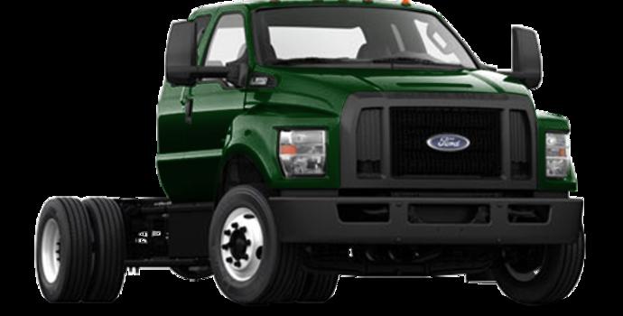 2017 Ford F-650 SD Gas Pro Loader | Photo 4 | Green Gem Metallic