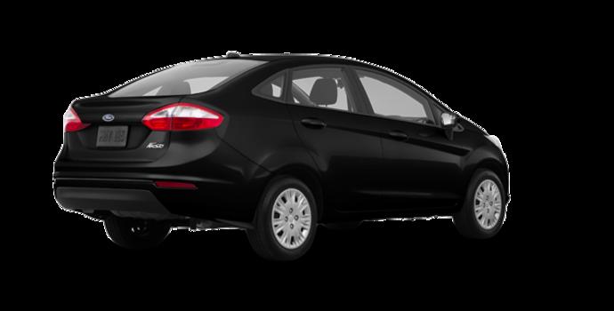 2017 Ford Fiesta Sedan S   Photo 5   Shadow Black