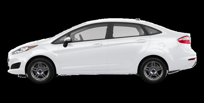 2017 Ford Fiesta Sedan SE | Photo 4 | White Platinum