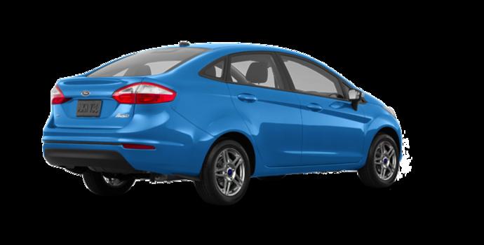2017 Ford Fiesta Sedan SE | Photo 5 | Blue Candy