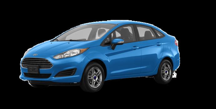 2017 Ford Fiesta Sedan SE | Photo 6 | Blue Candy