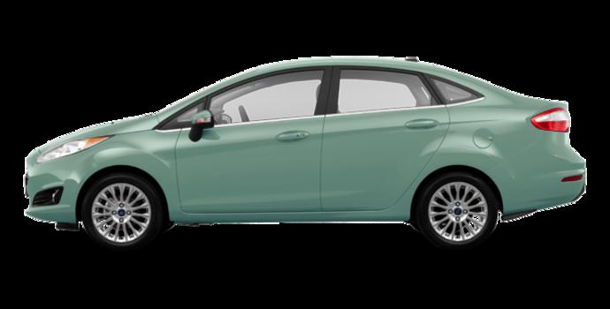 2017 Ford Fiesta Sedan TITANIUM | Photo 4 | Bohai Bay Mint