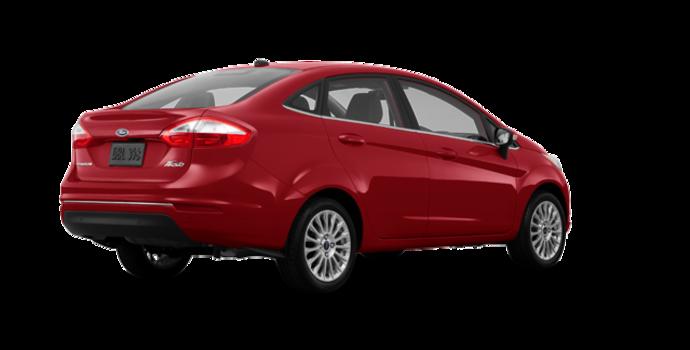 2017 Ford Fiesta Sedan TITANIUM | Photo 5 | Ruby Red
