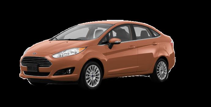 2017 Ford Fiesta Sedan TITANIUM | Photo 6 | Chrome Copper