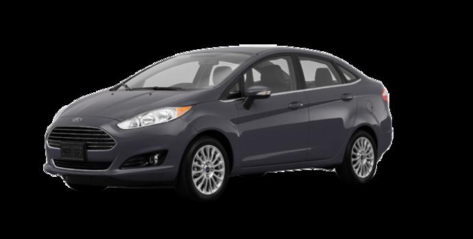 2017 Ford Fiesta Sedan TITANIUM | Photo 6 | Magnetic