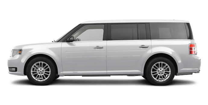 2017 Ford Flex SEL | Photo 4 | White Platinum