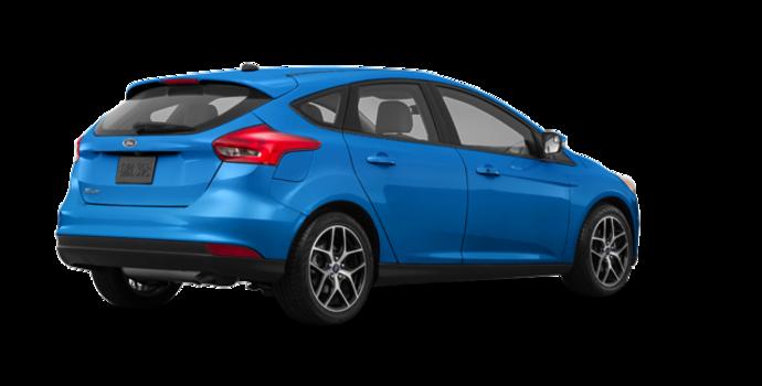2017 Ford Focus Hatchback SE | Photo 5 | Blue Candy