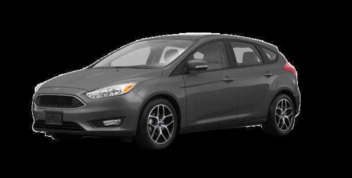 2017 Ford Focus Hatchback SE | Photo 6 | Magnetic