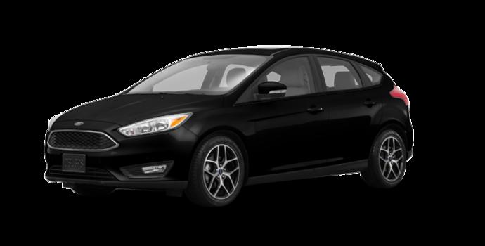 2017 Ford Focus Hatchback SE | Photo 6 | Shadow Black