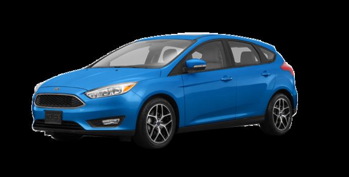 2017 Ford Focus Hatchback SE | Photo 6 | Blue Candy