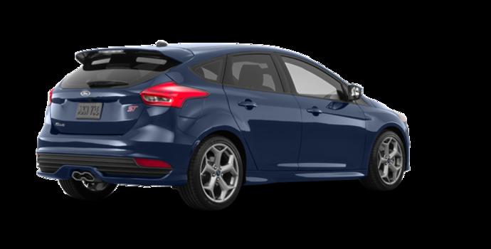 2017 Ford Focus Hatchback ST | Photo 5 | Kona Blue