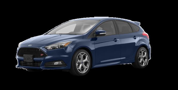 2017 Ford Focus Hatchback ST | Photo 6 | Kona Blue