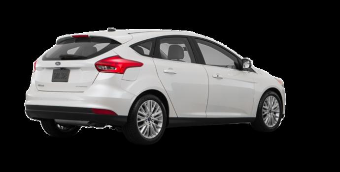 2017 Ford Focus Hatchback TITANIUM | Photo 5 | Oxford White