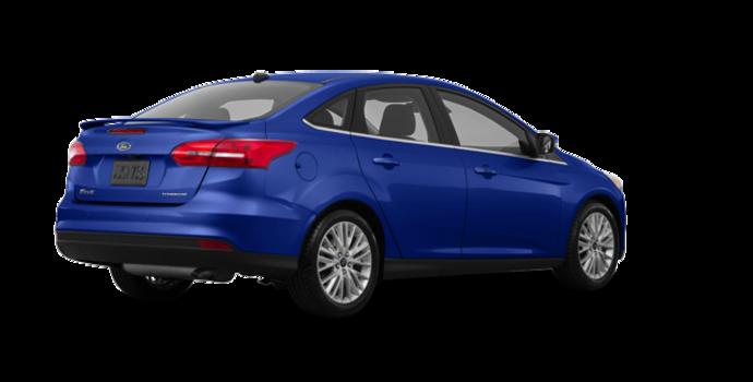 2017 Ford Focus Sedan TITANIUM | Photo 5 | Kona Blue Metallic