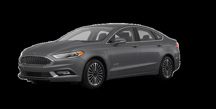 2017 Ford Fusion Energi PLATINUM | Photo 6 | Magnetic