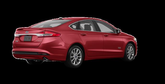 2017 Ford Fusion Energi TITANIUM | Photo 5 | Ruby Red