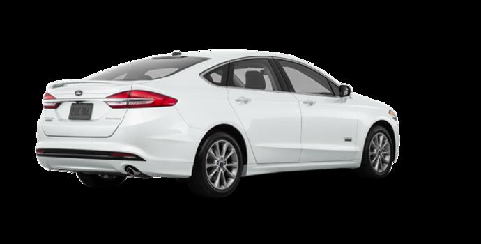 2017 Ford Fusion Energi TITANIUM | Photo 5 | Oxford White