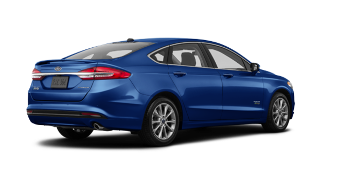 2017 Ford Fusion Energi TITANIUM | Photo 5 | Lightning Blue