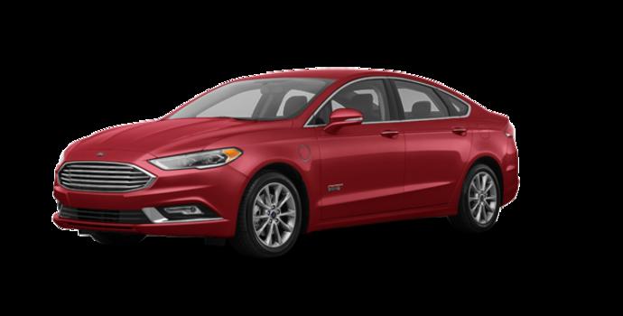 2017 Ford Fusion Energi TITANIUM | Photo 6 | Ruby Red