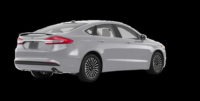 2017 Ford Fusion Hybrid TITANIUM | Photo 5 | Ingot Silver