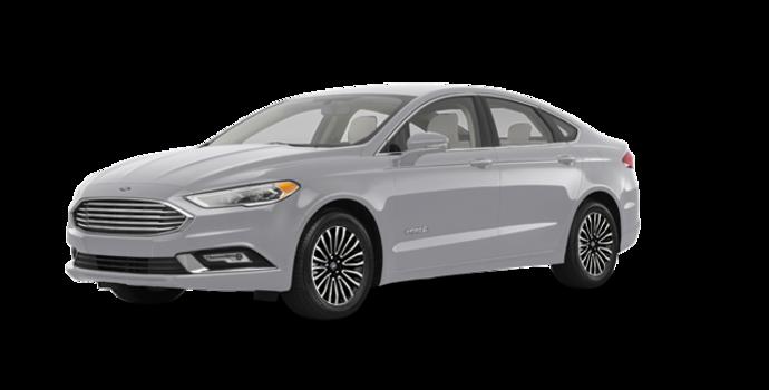 2017 Ford Fusion Hybrid TITANIUM | Photo 6 | Ingot Silver