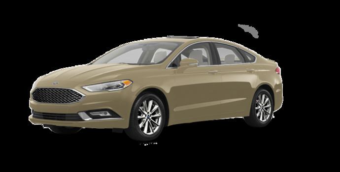 2017 Ford Fusion PLATINUM | Photo 6 | White Gold