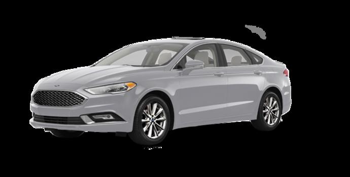 2017 Ford Fusion PLATINUM | Photo 6 | Ingot Silver