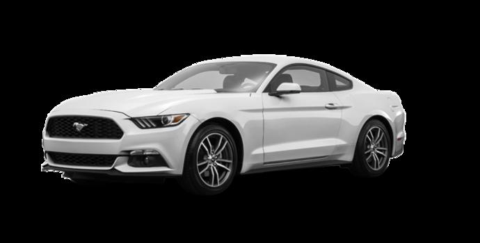 2017 Ford Mustang EcoBoost Premium | Photo 6 | White Platinum