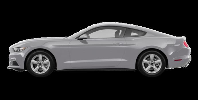2017 Ford Mustang V6   Photo 4   Ingot Silver