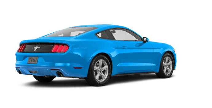 2017 Ford Mustang V6   Photo 5   Grabber Blue