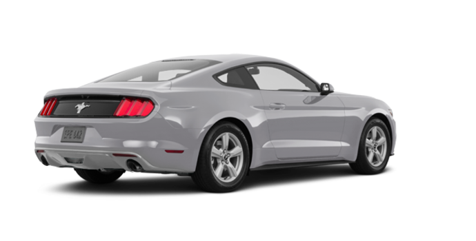 2017 Ford Mustang V6   Photo 5   Ingot Silver