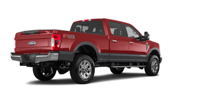2017 Ford Super Duty F-350 LARIAT | Photo 5 | Ruby Red/Magnetic