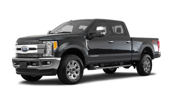 2017 Ford Super Duty F-350 LARIAT | Photo 6 | Shadow Black/Magnetic