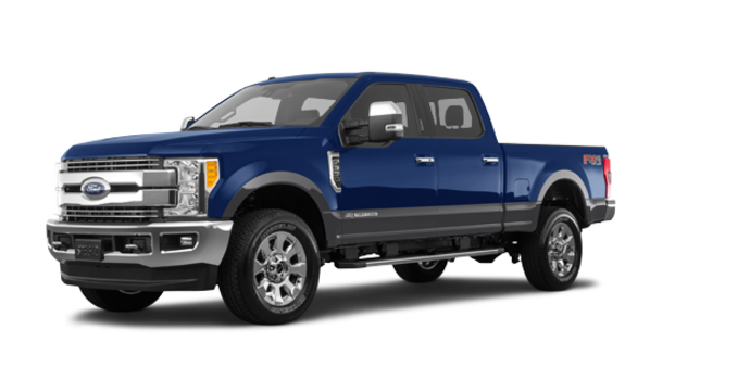 2017 Ford Super Duty F-350 LARIAT | Photo 6 | Blue Jeans Metallic/Magnetic