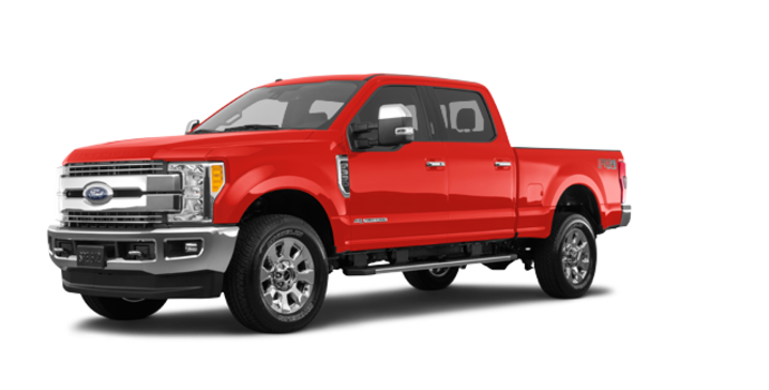 2017 Ford Super Duty F-350 LARIAT | Photo 6 | Race Red