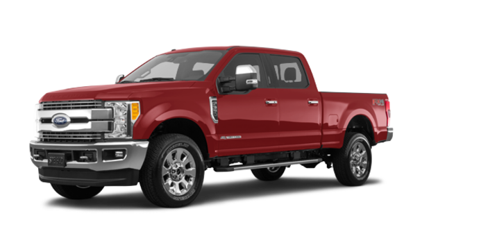 2017 Ford Super Duty F-350 LARIAT | Photo 6 | Ruby Red