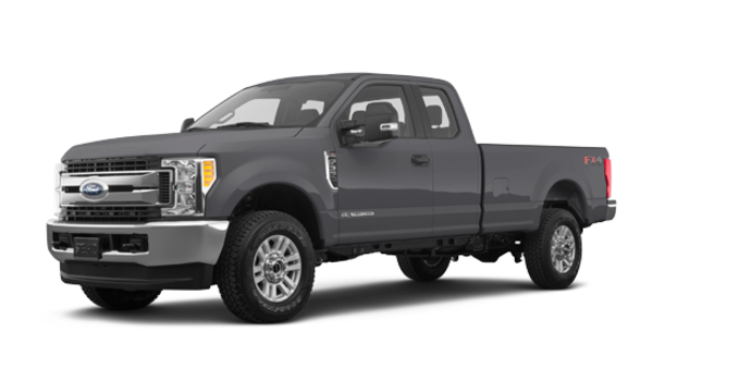 2017 Ford Super Duty F-350 XLT   Photo 6   Magnetic