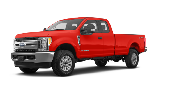 2017 Ford Super Duty F-350 XLT   Photo 6   Race Red