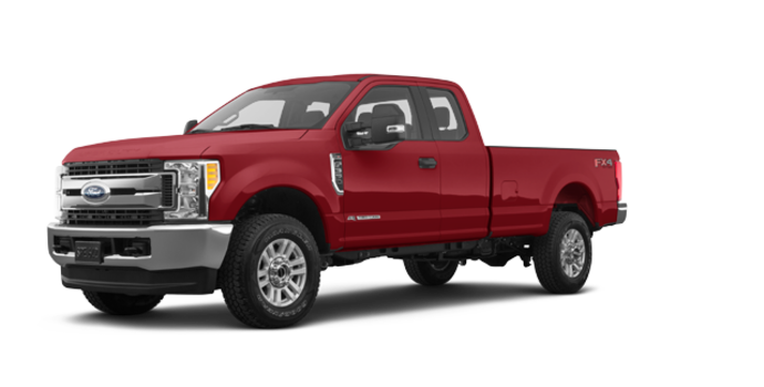 2017 Ford Super Duty F-350 XLT   Photo 6   Ruby Red