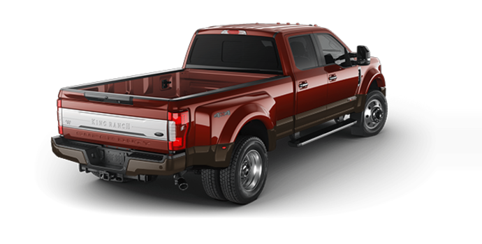 2017 Ford Super Duty F-450 KING RANCH | Photo 5 | Bronze Fire/Caribou