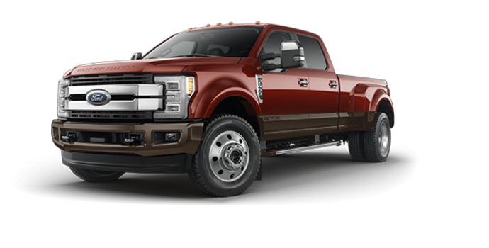 2017 Ford Super Duty F-450 KING RANCH | Photo 6 | Bronze Fire/Caribou