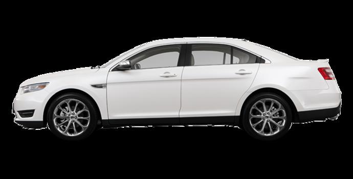 2017 Ford Taurus LIMITED | Photo 4 | White Platinum Metallic