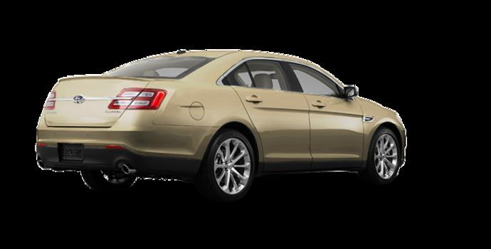 2017 Ford Taurus LIMITED | Photo 5 | White Gold Metallic