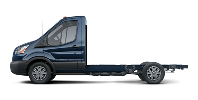 2017 Ford Transit CC-CA CUTAWAY | Photo 4 | Blue Jeans Metallic