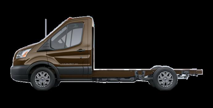2017 Ford Transit CC-CA CUTAWAY | Photo 4 | Caribou Metallic