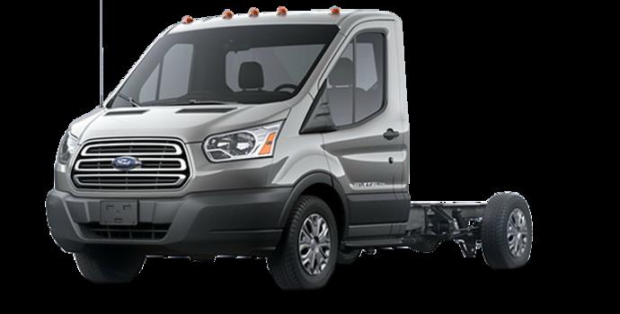 2017 Ford Transit CC-CA CUTAWAY | Photo 6 | Ingot Silver Metallic