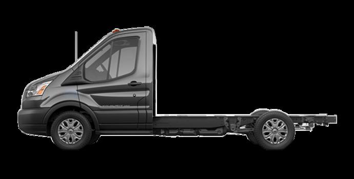 2017 Ford Transit CC-CA CUTAWAY | Photo 4 | Magnetic Metallic