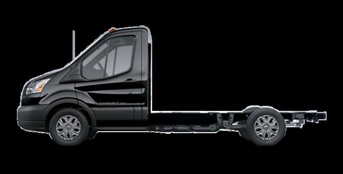 2017 Ford Transit CC-CA CUTAWAY | Photo 4 | Shadow Black